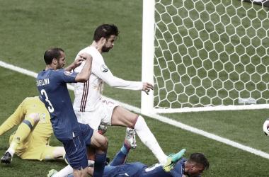 Italia - España, un clásico del fútbol europeo