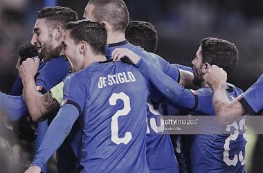 Celebra Italia, foto: Getty images.