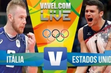 Diretta Rio 2016 in Semifinali Maschili Pallavolo: Italia-Usa (3-2): Italia in finale!!!!
