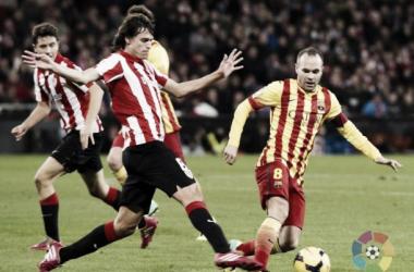 Barcelona - Athletic: a romper la mala racha