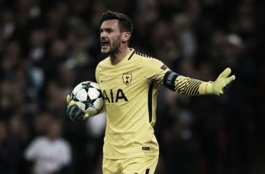 """Hugo Lloris: """"Eliminar a la Juventus sería un gran paso para nuestra historia"""""""