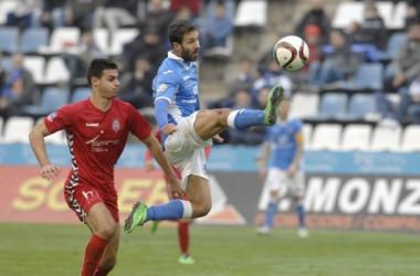 El Lleida derrota al Olímpic en un frío encuentro