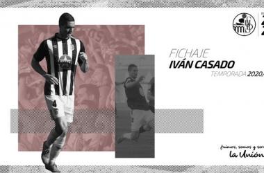 Iván Casado. Foto: Salamanca CF