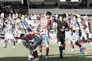CD Lugo - Deportivo Alavés: puntuaciones del Lugo, jornada 39