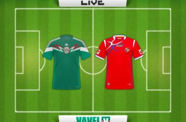 Resultado México - Panamá en Fecha FIFA 2014 (1-0)