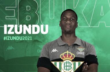 Ebuka Izundu / Foto: @RealBetisBasket