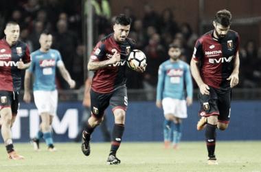 Genoa, le indicazioni per Juric dopo la sconfitta con il Napoli | www.twitter.com (@GenoaCFC)