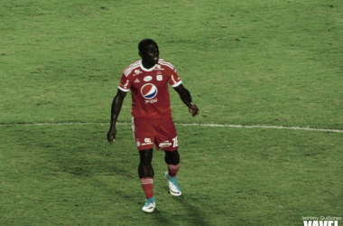 Mosquera anotó gol en propia puerta   Jeshimy Quiñones