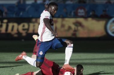 Jozy Altidore stars in a great match against the New York Red Bulls | Source: tsn.ca
