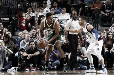 Jabari Parker, una amenaza a tener en cuenta por los rivales  Foto: NBA.com