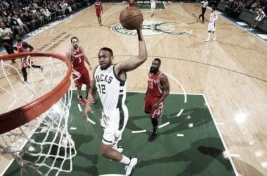 Jabari Parker negocia con los Bulls para obtener un contrato. | Foto:NBA.com