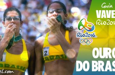 Ouro Olímpico: relembre a trajetória vitoriosa de Jacqueline e Sandra em Atlanta 1996