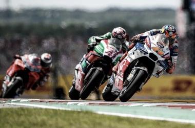 Foto: Alma Pramac Racing MotoGP (Twitter)