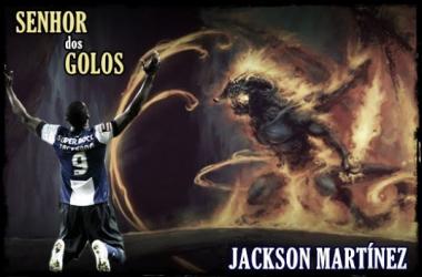 Jackson Martínez será 'Senhor dos Golos' no Dragão