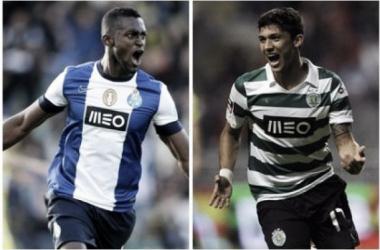 Oporto - Sporting: un desafío para Fredy