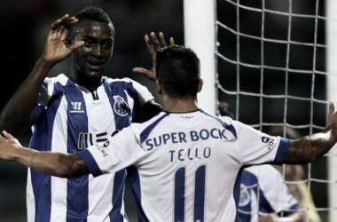 Porto em apuros: Jackson demora, Tello falhará Bayern e Benfica