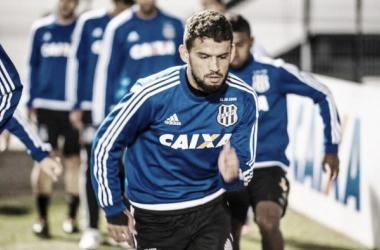 Jadson será o primeiro reforço do Fluminense (Foto: PontePress/Fábio Leoni)