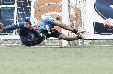Jailson completa 500 dias de invencibilidade pelo Palmeiras