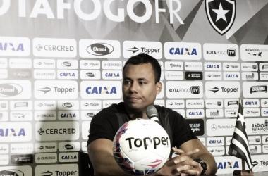 Foto: Reprodução/Twitter Botafogo