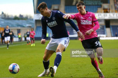 Double blow for Millwall as Jake Cooper could miss the rest of the season and Kenneth Zohore sidelined