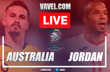 Goal and highlights: Australia 1-0 Jordan in 2021 AFC Qualifiers