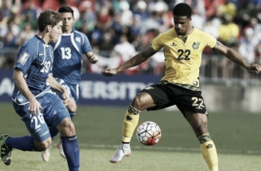 2015 Gold Cup: Jamaica Edges Out El Salvador To Advance To The Quarterfinals