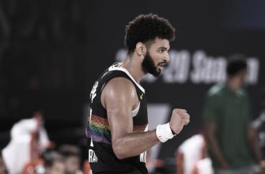 Crónica NBA: Jamal Murray salva el primer match ball para Denver