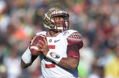 Jameis Winston Becomes First Pick In 2015 NFL Draft, Heads To Tampa Bay To Rescue Franchise