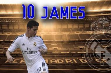 Real Madrid 2014/15: James Rodríguez