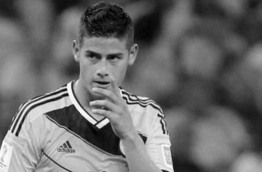 James fue pieza fundamental para la victoria sobre Brasil. (Foto: trome.pe)