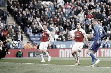 Leicester City y Arsenal vuelven a enfrentarse tras el 3-0 en abril   Foto: Premier League