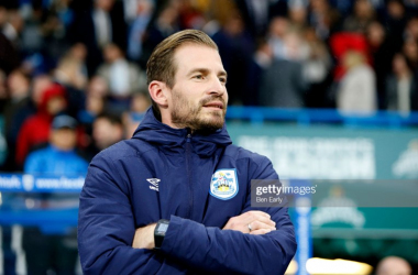 Jan Siewert was sacked by Huddersfield Town after defeat to Fulham. Photo: Ben Early/Getty Images.