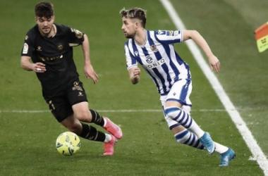 Resumen del Real Sociedad 4-0 Alavés en LaLiga Santander 2020/21