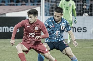 Gols e Melhores Momentos de Japão 5-1 Quirguistão pelas Eliminatórias