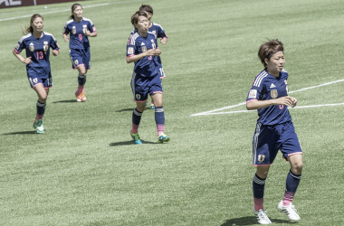 Japan opens 2019 with a slate of three difficult games to prepare for the 2019 Women's World Cup. | Photo: IQRemix