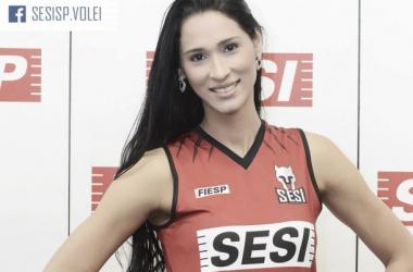 Sesi-SP anuncia contração de Jaqueline e Murilo é confirmado para próxima temporada