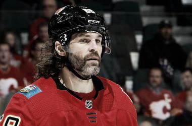 (Falta descripción y fuente de la imagen)Jagr se plantea no volver a la NHL la próxima temporada