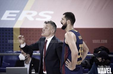 Resumen Joventut Badalona 72-63 Barça Basket en ACB