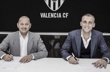 Foto vía: Valencia CF.