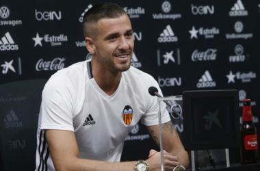 """Jaume Doménech: """"Nani me parece un gran fichaje"""""""
