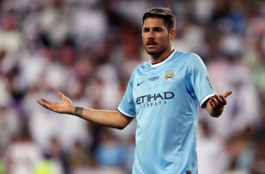 García joined the blues in a £16m deal last summer.