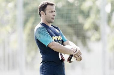 Javi Calleja, un entrenador de récord