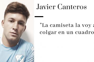 Javier Canteros: Los resultados van a llegar