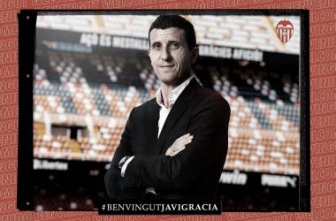 Valencia anuncia contratação do técnico Javi Gracia para próxima temporada