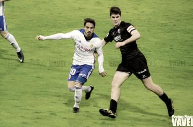 Javi Ros renueva con el Real Zaragoza