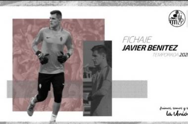 Javier Benitez es el sustituto de Barbero en el Salamanca CF