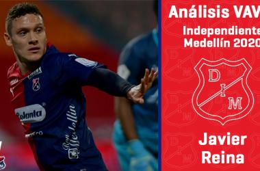 Análisis VAVEL, Independiente Medellín 2020: Javier Reina