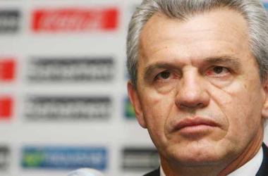 O mexicano Javier Aguirre é o novo treinador do Espanyol