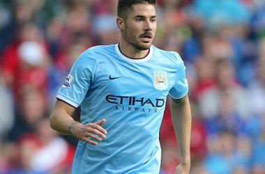 The arrival of Fernando Reges from FC Porto has seen the midfielder fall further down the pecking order at Manchester City.