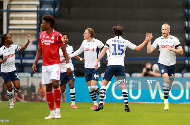 Preston North End 1-1 Nottingham Forest: North End close gap on play-off places with draw against Forest